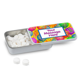 Personalized Balloon Bash Mint Tin (12 Pack)