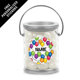 Birthday Glitz Personalized Paint Cans (25 Pack)