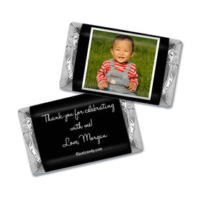First Birthday Portrait Personalized Miniature Wrappers