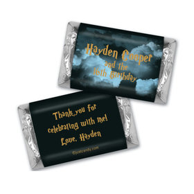 Wizardly Wishes Personalized Miniature Wrappers