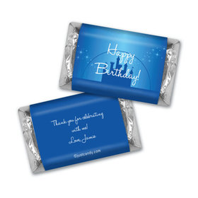 Happiest Place Personalized Miniature Wrappers