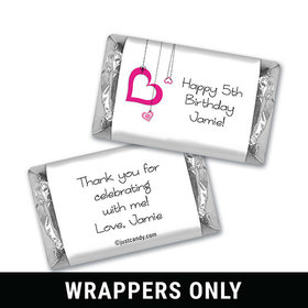 Dangling Wishes Personalized Miniature Wrappers