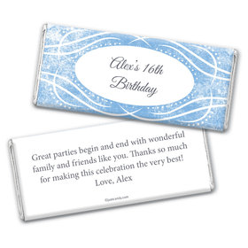 Sheer Bliss Personalized Candy Bar - Wrapper Only