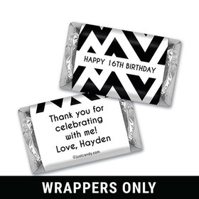 Having a Blast Personalized Miniature Wrappers