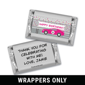 Winning Birthday Personalized Miniature Wrappers