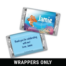 Ocean Explorer Personalized Miniature Wrappers
