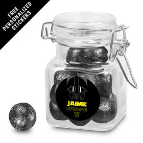 Birthday Personalized Latch Jar Jedi Master (12 Pack)