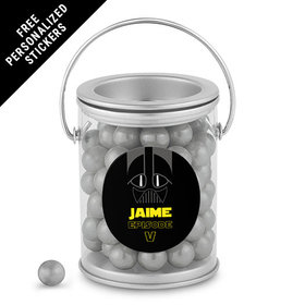Birthday Personalized Paint Can Jedi Master (25 Pack)