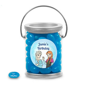 Birthday Personalized Paint Can Disney Style Frozen Theme (25 Pack)