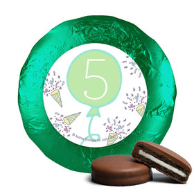 Personalized Birthday Party Time Chocolate Covered Oreos