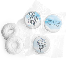 Personalized Wild Dreamer Birthday Life Savers Mints