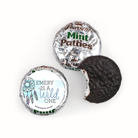 Personalized Birthday Wild Dreamer Pearson's Mint Patties
