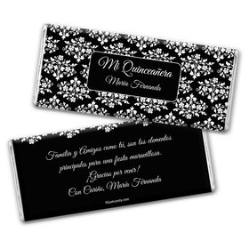 Asunto Formal Personalized Candy Bar - Wrapper Only