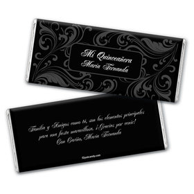 Dia Hermoso Personalized Candy Bar - Wrapper Only