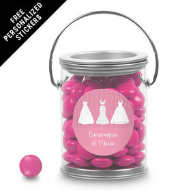 Personalized Paint Can Quinceaera (25 Pack)