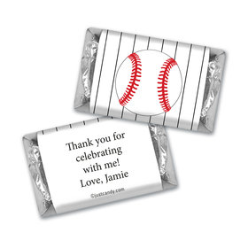 Home Run MINIATURES Candy Personalized Assembled
