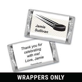 Slapshot Personalized Miniature Wrappers