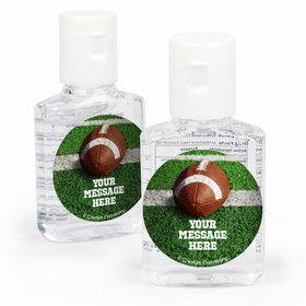 Football Personalized Hand Sanitizer (set of 12)