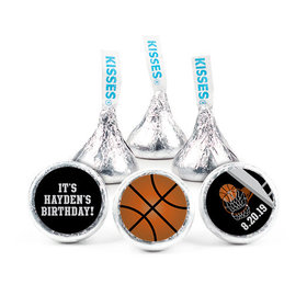 Personalized Kids Birthday Rebound Hershey's Kisses (50 pack)