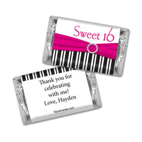 Glamour Girls Personalized Miniature Wrappers