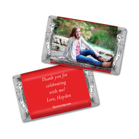 Birthday Personalized HERSHEY'S MINIATURES Wrappers Full Photo