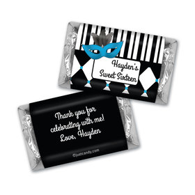 Masquerade MINIATURES Candy Personalized Assembled
