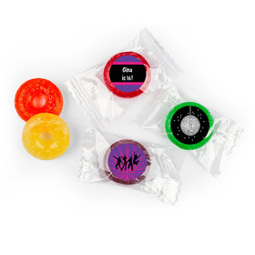 Dance Personalized Birthday LIFE SAVERS 5 Flavor Hard Candy Assembled