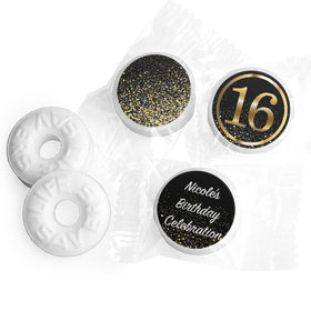 Personalized Life Savers Mints - Elegant Birthday Bash 16