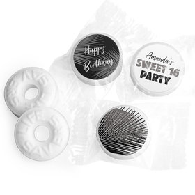 Personalized Life Savers Mints - Sweet 16 Birthday Beach Party