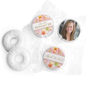Personalized Life Savers Mints - Sweet 16 Birthday Darling Dreams