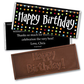 Birthday Surprise Personalized Bar Assembled