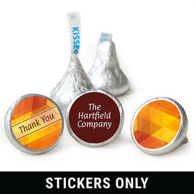 "Excellence Thank You Stickers 3/4"" Sticker (108 Stickers)"