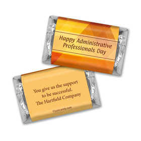 Personalized Hershey's Miniatures - Administrative Professionals Day Colorful