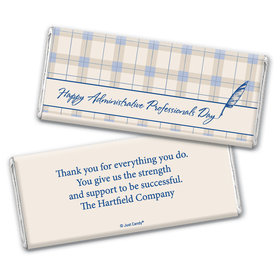 Simply Outstanding Personalized Candy Bar - Wrapper Only