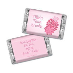 Warm Welcome Personalized Miniature Wrappers
