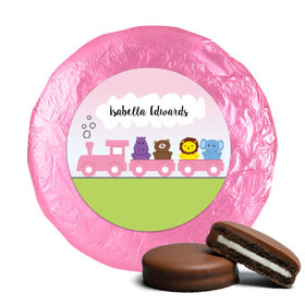 Choo Choo for Her Milk Chocolate Covered Oreo Cookies Assembled (24 Pack)