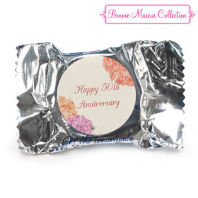 Bonnie Marcus Collection Anniversary Blooming Joy York Peppermint Patties