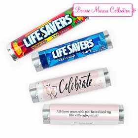 Personalized Anniversary Cheers to The Years Lifesavers Rolls (20 Rolls)