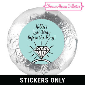 Last Fling Bachelorette Party 1.25in Stickers