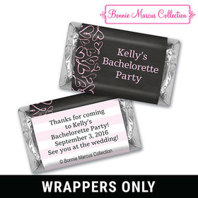 Bonnie Marcus Collection Wrapper Sweetheart Swirl Bachelorette Party