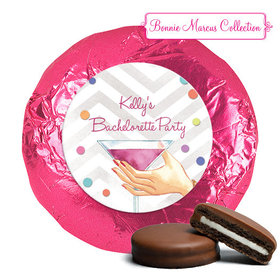 Here's to You Bachelorette Party Milk Chocolate Covered Oreo Assembled (24 Pack)