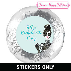 In Vogue Bachelorette Favors 1.25in Stickerss