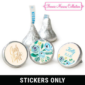 "Wedding Bonnie Marcus Collection 3/4"" Stickers (108 Stickers)"