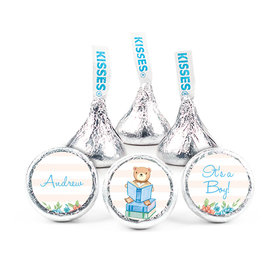 Story Time Baby Boy HERSHEY'S KISSES Candy Assembled