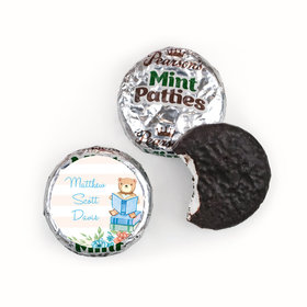 Bonnie Marcus Collection Boy Baby Announcements Pearsons Mint Patties