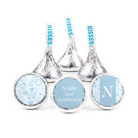 Personalized Boy Birth Announcement Cute Animals Hershey's Kisses (50 pack)