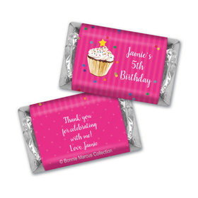 Cupcake Dazzle MINIATURES Candy Personalized Assembled