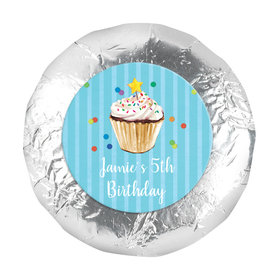 "Cupcake Dazzle 1.25"" Sticker (48 Stickers)"