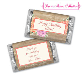 Beautiful Love Birthday MINIATURES Candy Personalized Assembled