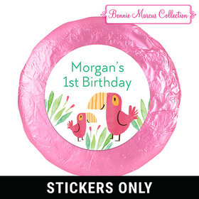 "Safari Snuggles 1.25"" Sticker (48 Stickers)"